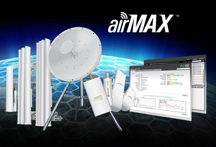 AirMax от Ubiquiti Networks