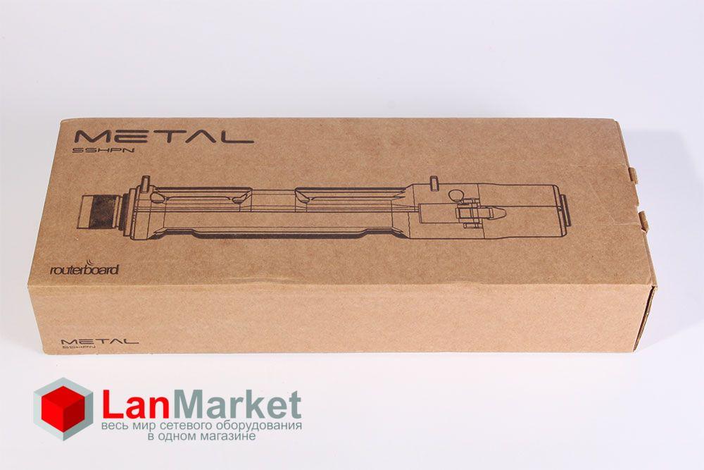 Mikrotik Metal 5SHPn упаковка