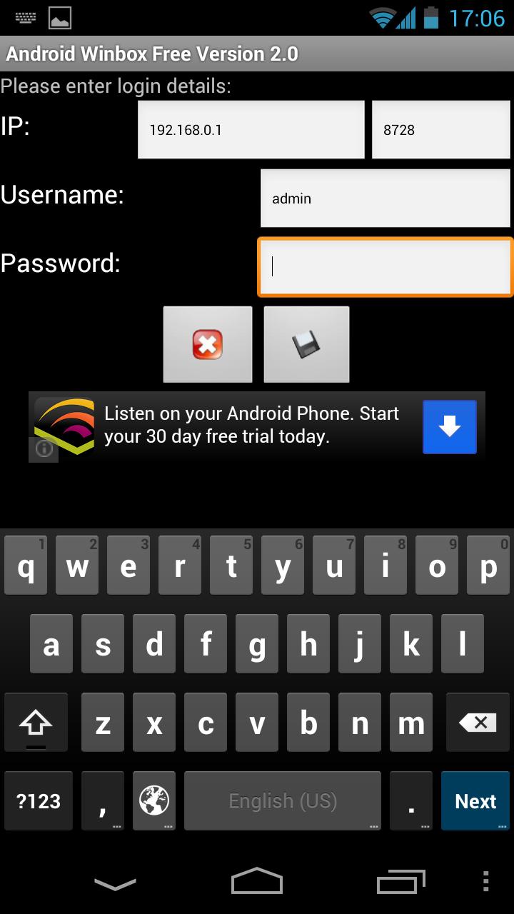 pic 3 управление оборудованием Mikrotik через Android