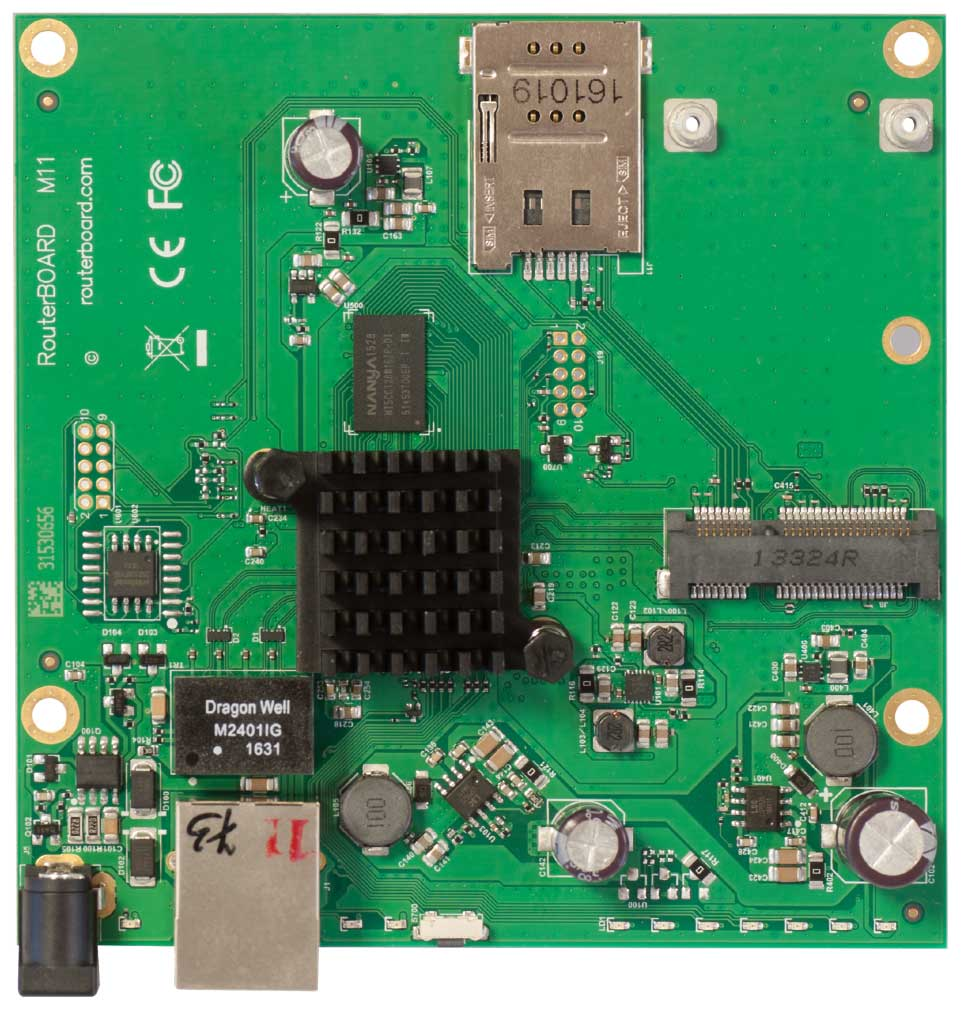 RouterBOARD M11