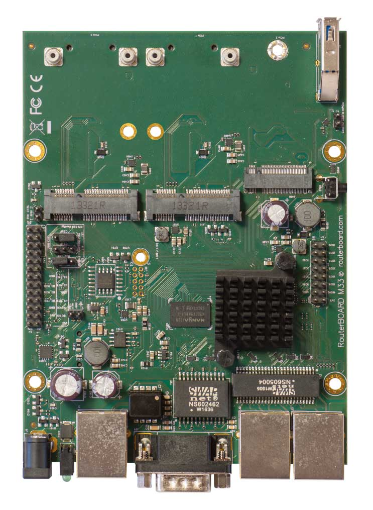 RouterBOARD M33