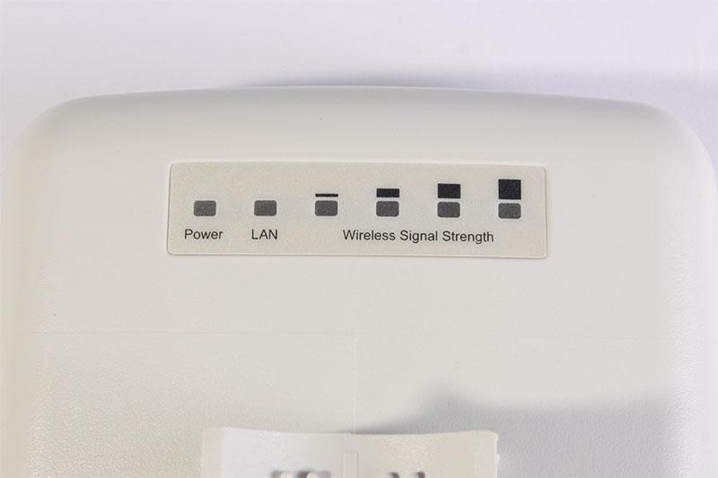 TP-Link 5210G wireless индикаторы