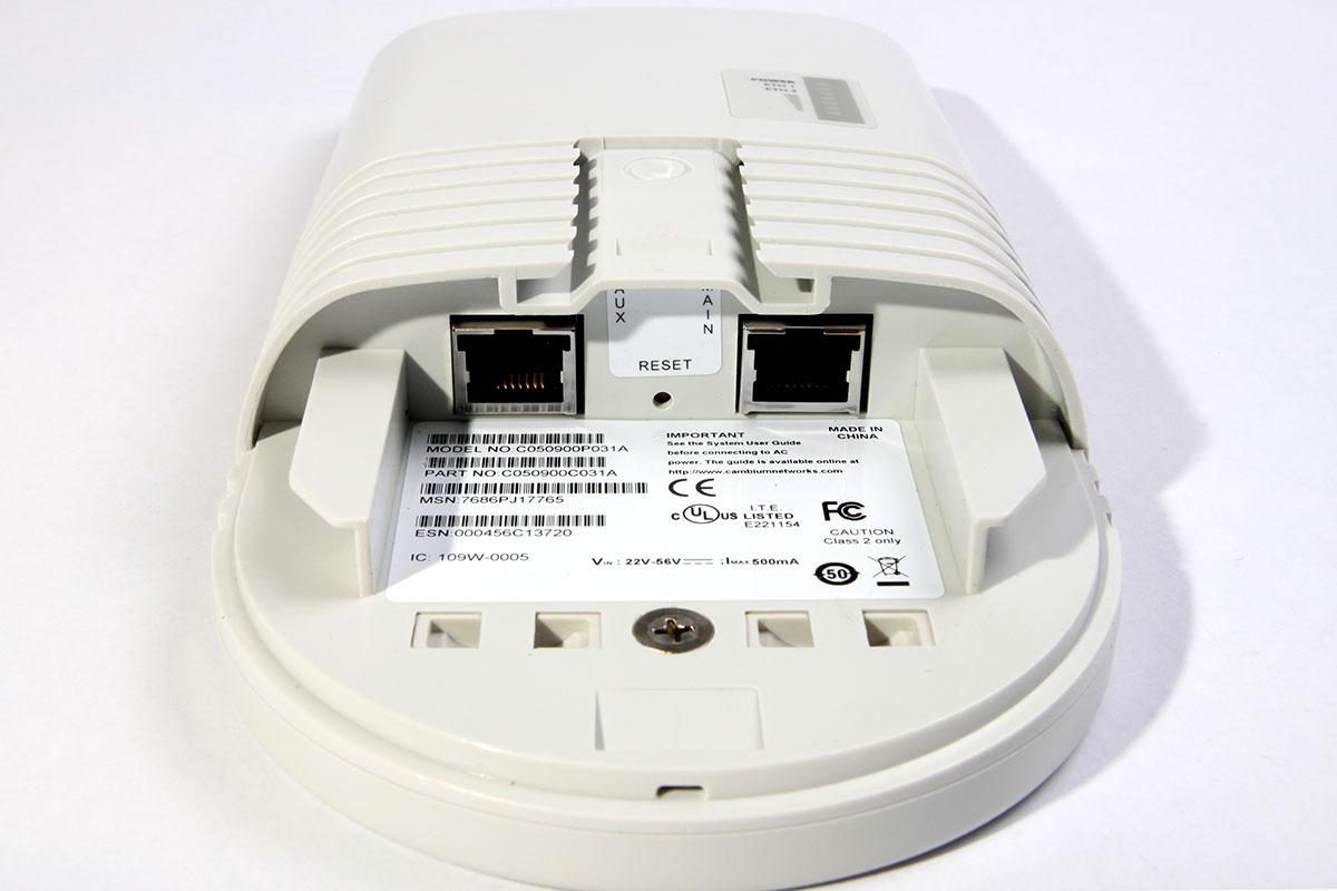 Cambium Networks ePMP-1000 со снятой крышкой
