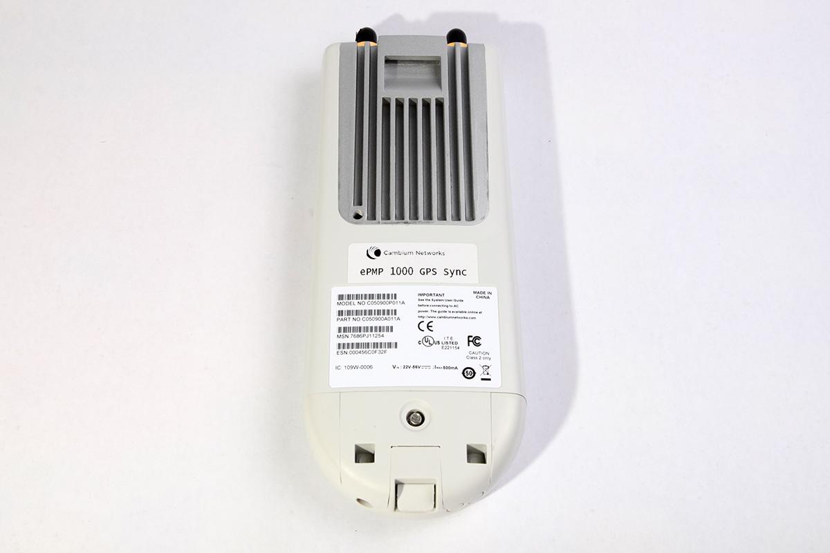 Вид снизу ePMP-1000 GPS Sync