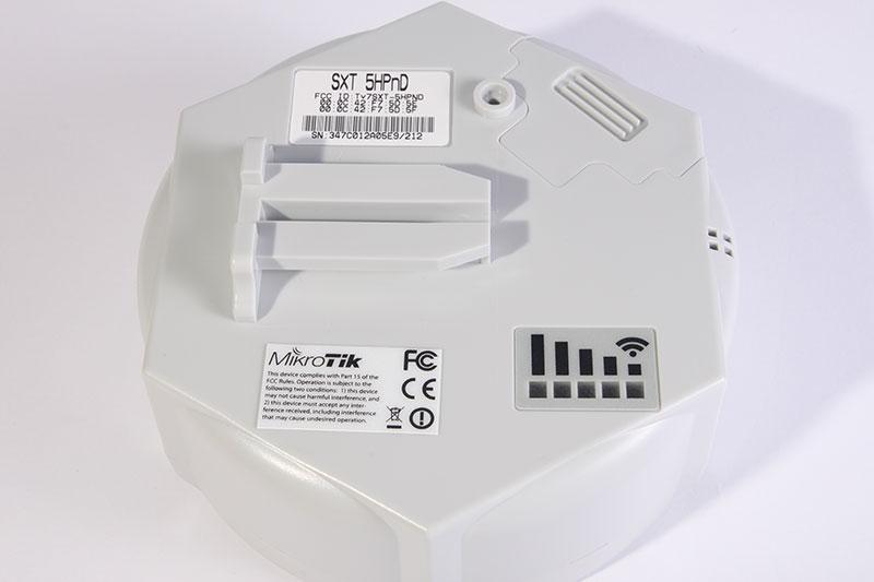 Mikrotik SXT внешний вид