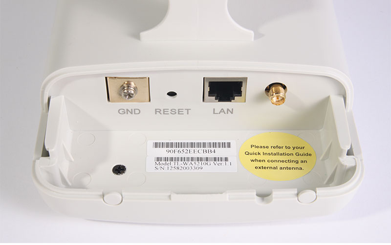 TP-Link WA5210G интерфейсы