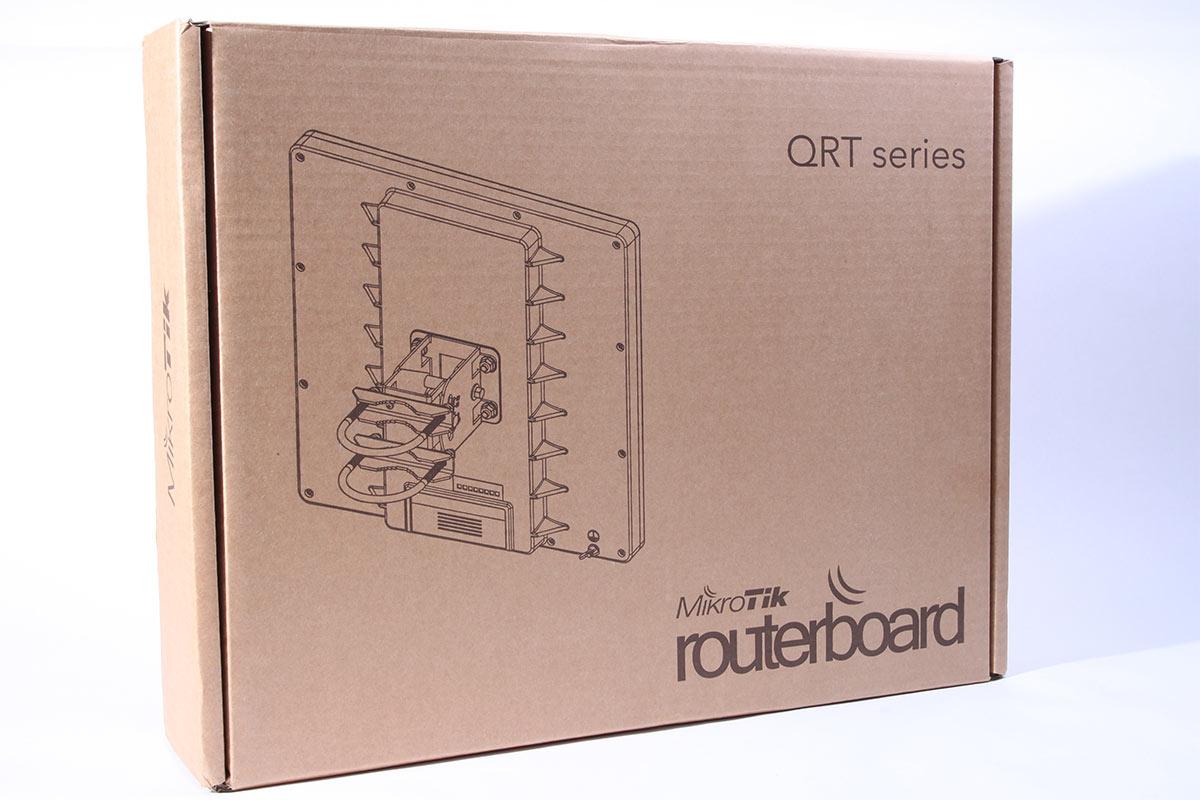 Mikrotik QRT-2 упаковка