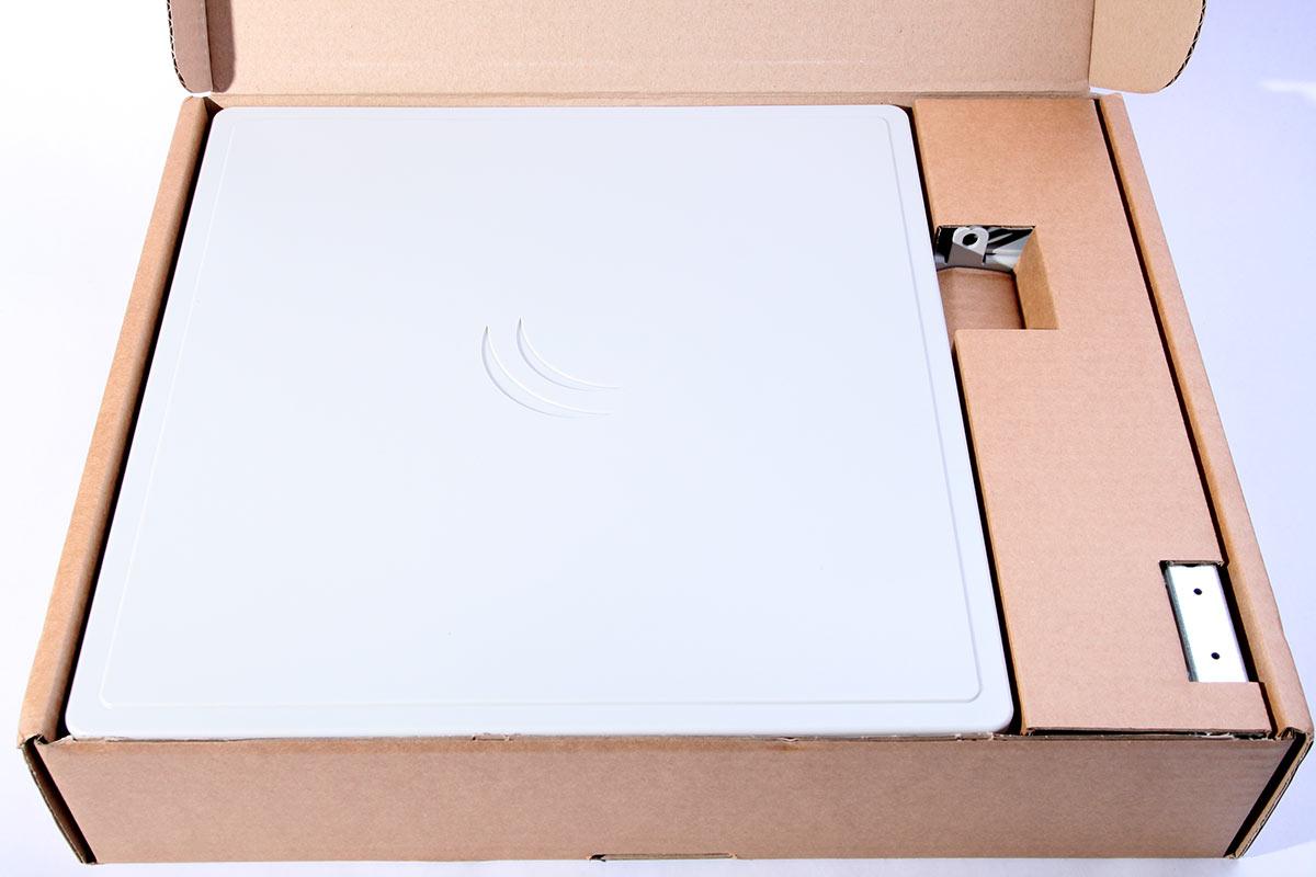 Mikrotik QRT-2 комплект поставки