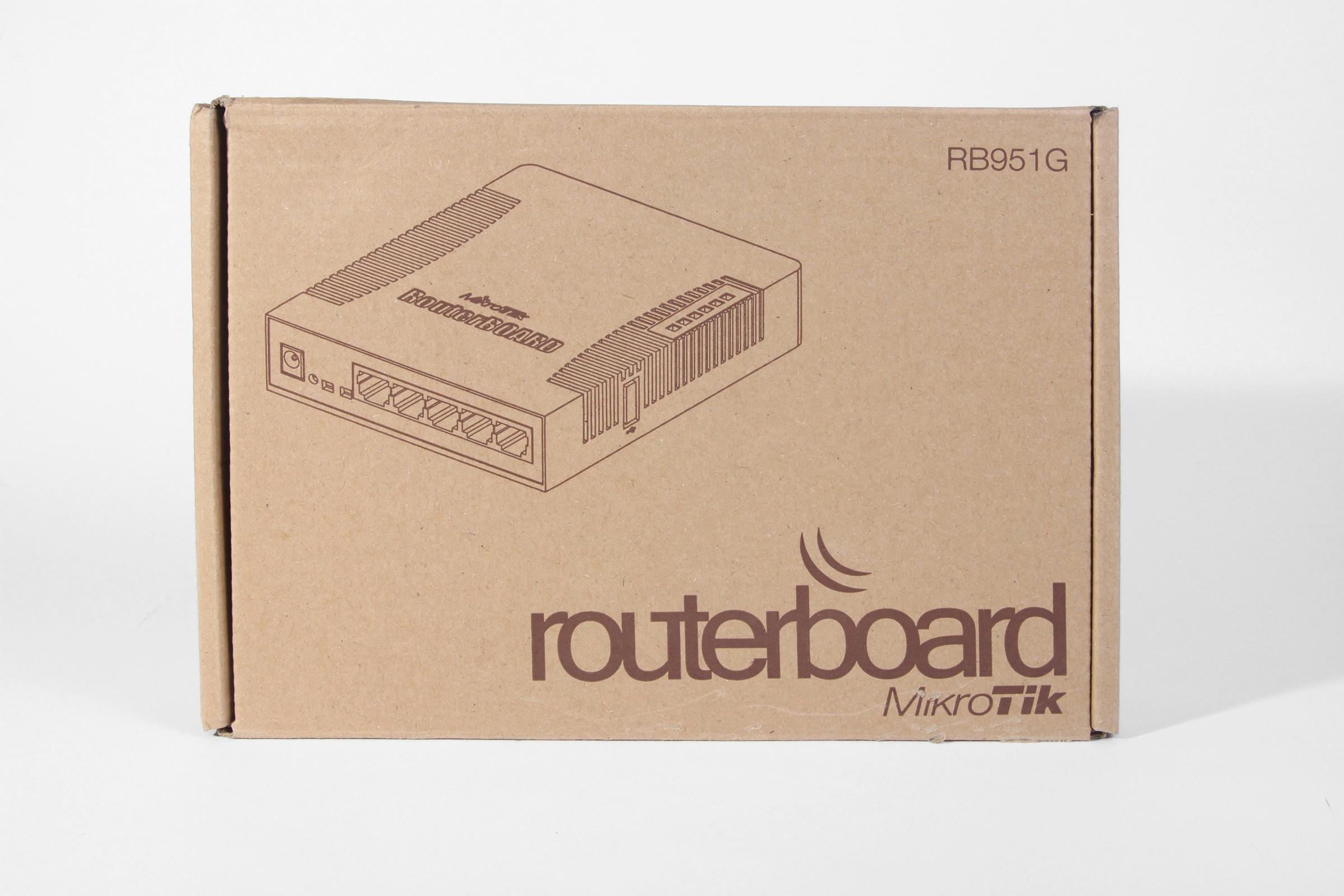 Упаковка rb951G-2HnD