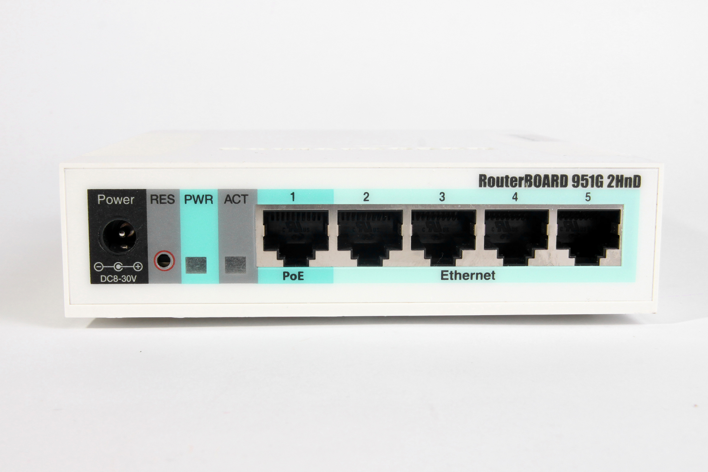 Порты rb951G-2HnD