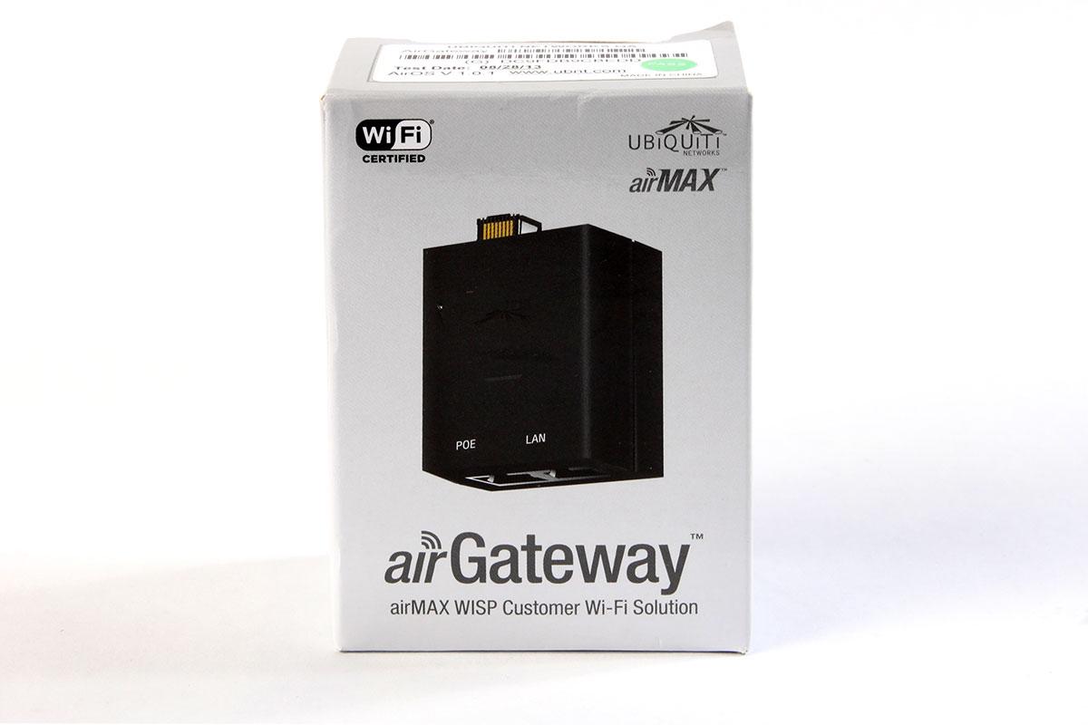 Упаковка Ubiquiti airGateway