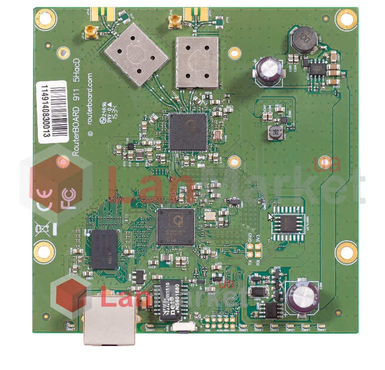 MikroTik RB911-5Hn Router Board Drivers for Windows Mac